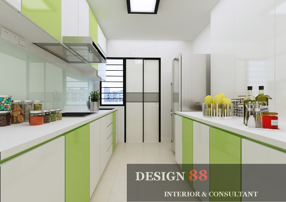 Kitchen Cabinet 6