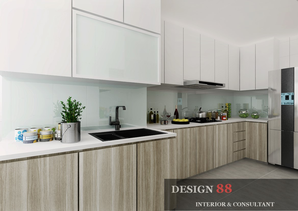 Kitchen Cabinet 4