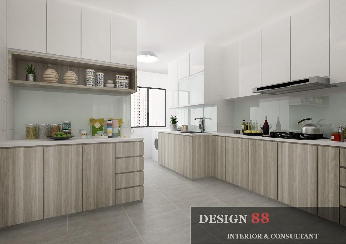 Kitchen Cabinet 5
